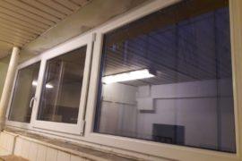 Demontáž a montáž okien